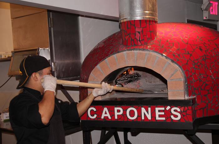 Capone's Brick Oven